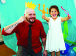 American Legion hosts  Father-Daughter Dance