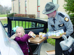 Williamstown hosts 'Cram the Cruiser' event