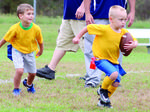 Tomahawks close out youth football season