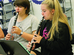 Grant County preps for band season