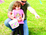 Grant County Parks, GCPL hold Easter Egg Hunt