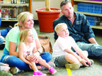 Families get up-close and personal at GCPL's Croc Talk