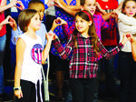 Students get patriotic on Veteran's Day