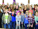 GCMS students give back