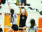 Lady Demons fall to Walton in straight sets