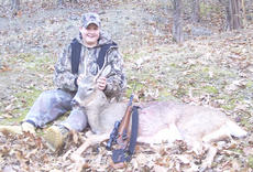 "<div class=""source"">Photo Submitted</div><div class=""image-desc"">Kollin McKenney, 13, of Dry Ridge killed this buck on Nov. 14. Logan D. Murphy was present with McKenney. If you have a hunting picture and would like to see it in the Grant County News, e-mail your photo to mbirkholtz@grantky.com. You can also stop by the Grant County News at 129 S. Main St., Dry Ridge or mail it to P.O. Box 247, Williamstown, KY, 41097.</div><div class=""buy-pic""></div>"