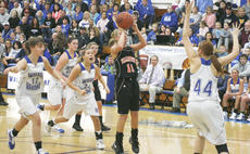 "<div class=""source"">Matt Birkholtz</div><div class=""image-desc"">Lady Demons senior forward Tori Wilhoit shoots a jump shot against Walton-Verona in the 8th Region All ""A"" Championship game Jan. 16. Williamstown fell to the Lady Bearcats 45-25. Wilhoit, Chelsea West and Susan Northcutt were all named to the 8th Region All-Region team after the game.</div><div class=""buy-pic""><a href=""/photo_select/8873"">Buy this photo</a></div>"