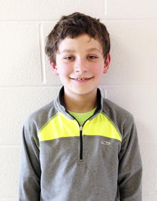 "<div class=""source""></div><div class=""image-desc"">Adam March is the WES Intermediate student of the week.  He is in Deanna Wynn's fifth grade class. His favorite thing about school recess and getting to be with friends.  ""Adam is a student who always does his very best and who is always lending a hand to those in need.  His smile and laughter is contagious  and brightens the room!  I am very proud of Adam for all that he has achieved this year."" Wynn said.   His favorite book is DOWK - Cabin Fever.  His favorite thing to do as a family is going to baseball games. </div><div class=""buy-pic""><a href=""/photo_select/20318"">Buy this photo</a></div>"