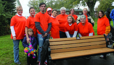 """<div class=""""source""""></div><div class=""""image-desc"""">A park bench at Piddle Park in Dry Ridge was dedicated to the late Joni Pelfrey. Pelfrey had served on Dry Ridge City Council since Jan. 2015. Photo By Amanda Kelly </div><div class=""""buy-pic""""></div>"""