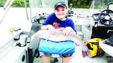 "<div class=""source""></div><div class=""image-desc"">Garrett Mitchell was diagnosed with Duchenne Muscular Dystrophy.  Wheels for Garrett Benefit will be held from noon to 8 p.m. Aug. 5 at Honey Locust Farm in Morning View. Photo provided.</div><div class=""buy-pic""></div>"