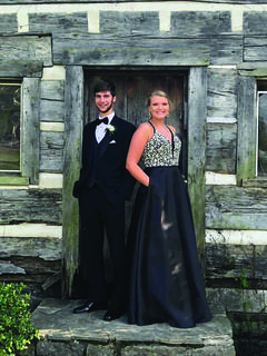 Micah McCain and Haley Middleton